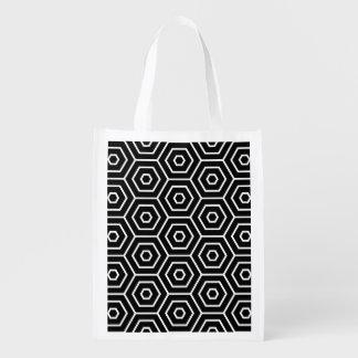 Hexagons texture geometric pattern