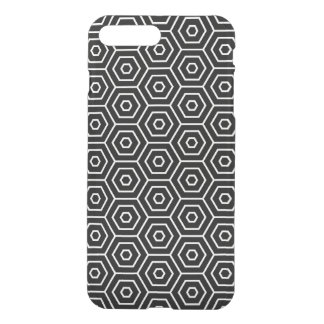 Hexagons texture geometric pattern iPhone 8 plus/7 plus case