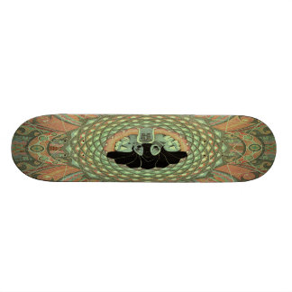 Hexagram 59 skate board decks