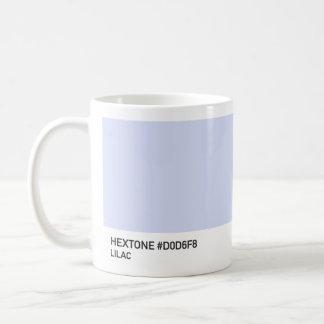 HEXTONE Mug | #D0D6F8 Lilac