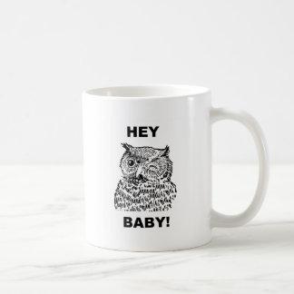 Hey Baby Coffee Mug