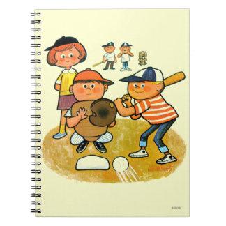 Hey Batter! Notebook
