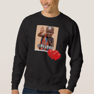 Hey Boo Crewneck Sweatshirt