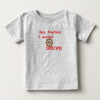 Hey Captain Infant T-Shirt