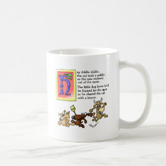 Hey Diddle Diddle Coffee Mug