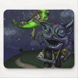 Hey Diddle Diddle Mouse Pad