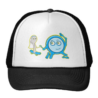 Hey Diddle Diddle Nursery Rhyme Design For Girls Cap