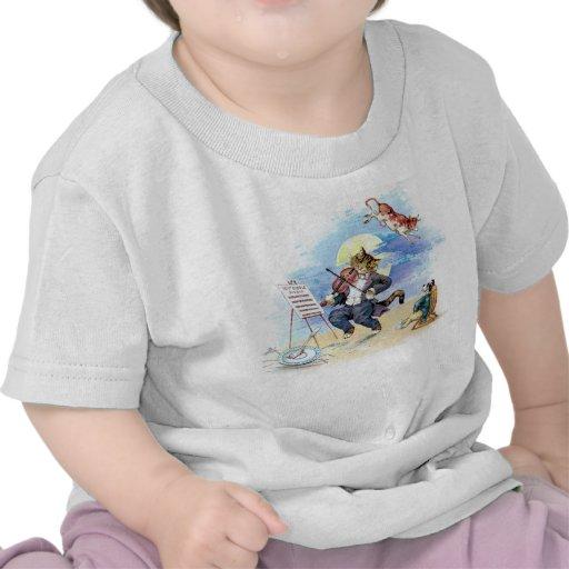 Hey, Diddle Diddle Nursery Rhyme Shirt