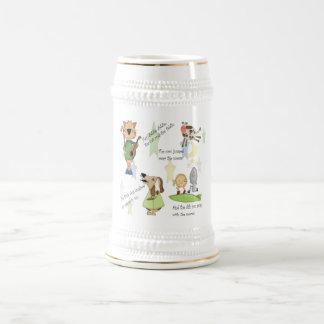 Hey Diddle Diddle - Stein Beer Steins