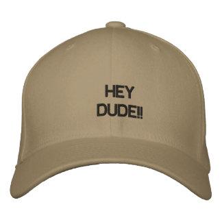 Hey Dude Baseball Cap