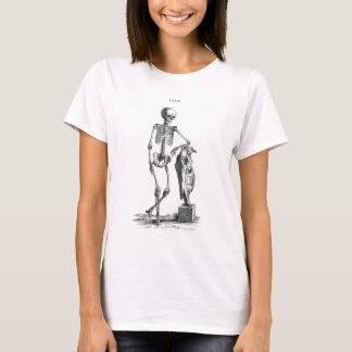 Hey Girl vintage skeleton shirt
