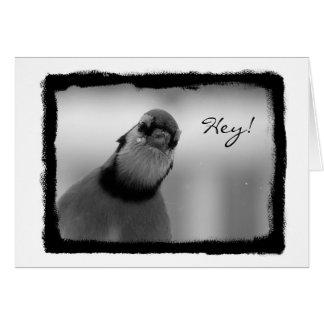 Hey, I Miss You! Card