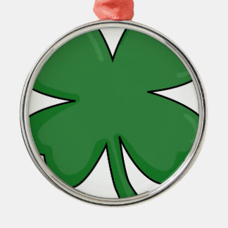 Hey Irish Sham-rock! Christmas Ornament