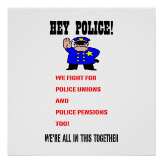Hey Police! Poster