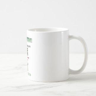 Hey Politicians! Basic White Mug