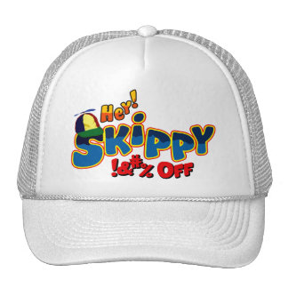 Hey Skippy! Cap