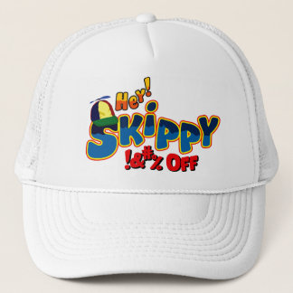 Hey Skippy! Trucker Hat