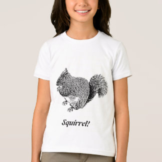 Hey Squirrel T-Shirt