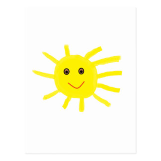 Hey Sunshine Postcards