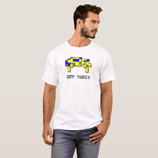 """Hey, Taxi!"" Cabbie Shirt"