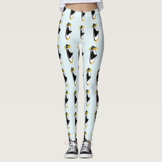 Hey There Cool Penguin Pal Leggings