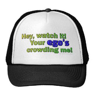 Hey, watch it! ego cap