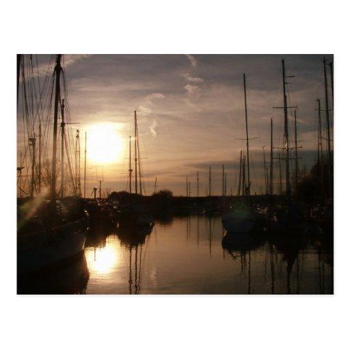 Heybridge, Essex, England - Postcard