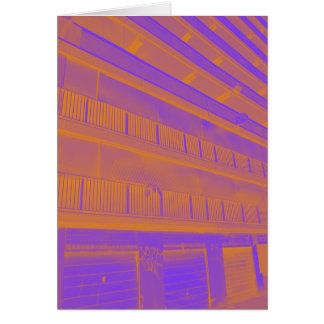 Heygate Estate 7 (no message) Card