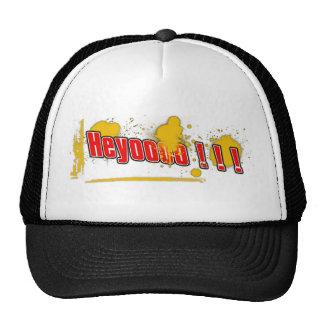 Heyoo Steve - Borderlands Mesh Hats