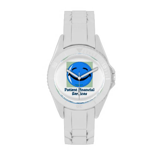 HF Hospital Patient Financial Services Wristwatches