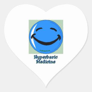 HF Hyperbaric Medicine Sticker