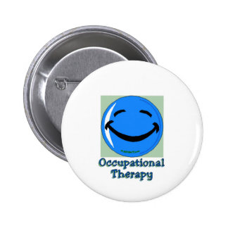 HF Occupational Therapy 6 Cm Round Badge