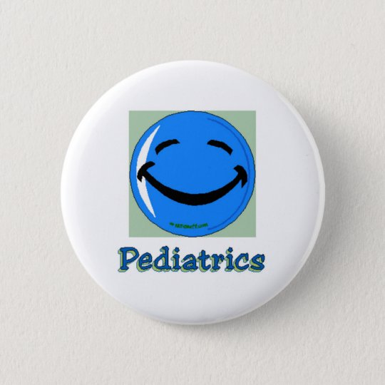 HF Paediatrics 6 Cm Round Badge