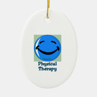 HF Physical Therapy Christmas Ornament