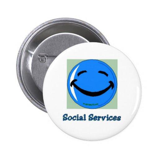 HF Social Services Pin