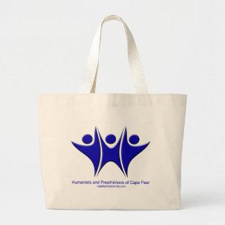HFCF Logo Large Tote Bag