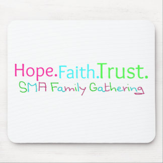 HFT Gathering - Words Mousepads