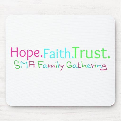 HFT Gathering - Words Mousepads
