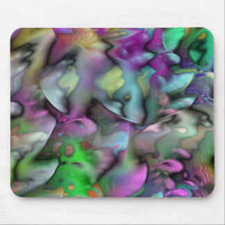 HG abstract pattern 01 Mouse Pad
