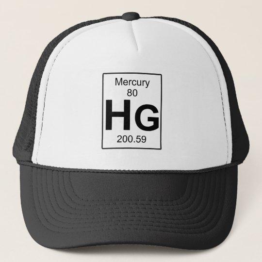 Hg - Mercury Trucker Hat
