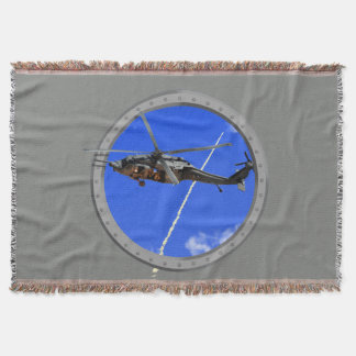 HH-60 THROW BLANKET