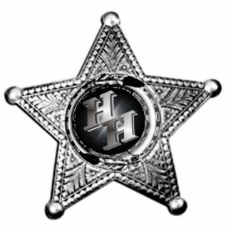 HH BADGE ornament Cut Out