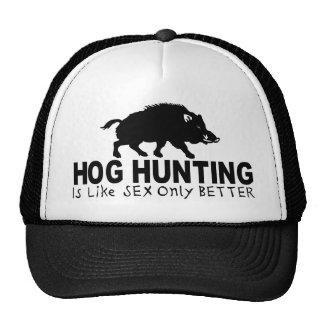 HHSOB MESH HAT