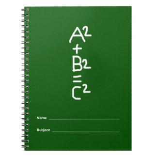 HI54EDU Pythagorean Notebooks