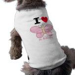 Hi Butterfly® Dog Tank Top Doggie T-shirt