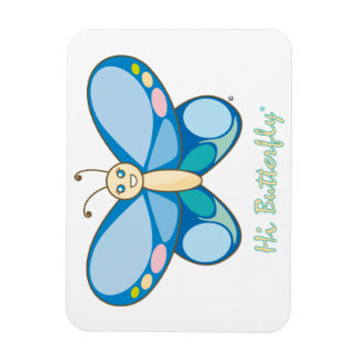 Hi Butterfly® Flexible Magnets