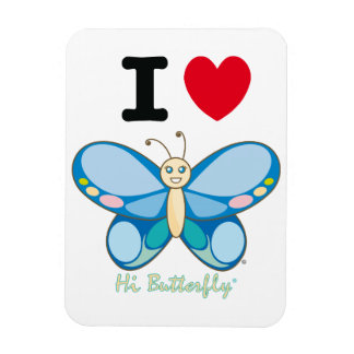 Hi Butterfly® Flexible Magnets