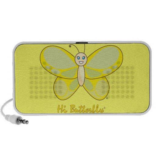 Hi Butterfly® Speakers
