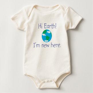 Hi Earth! I'm new here. Baby Bodysuit