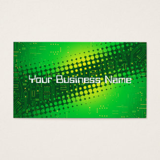 hi-fi cpu business card